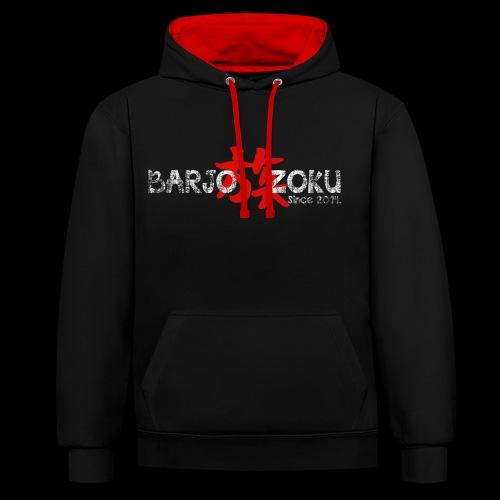 BARJOZOKU - Usézoku - Sweat-shirt contraste