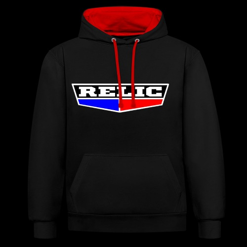 relicbase - Sweat-shirt contraste