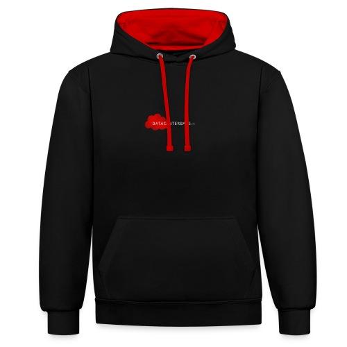 DATACENTERBAAS.nl - Contrast hoodie