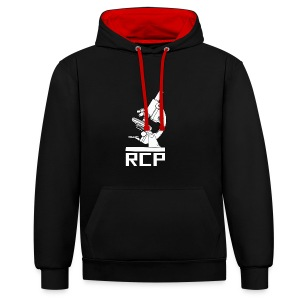 RCP - Contrast Colour Hoodie
