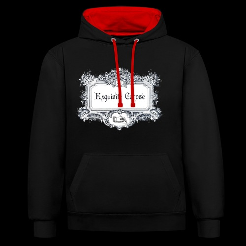 Exquisite Corpse - Contrast Colour Hoodie