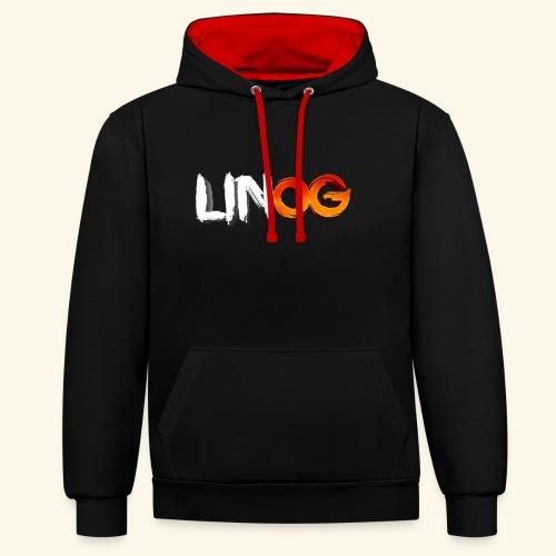 LinOG Logo - Kontrastluvtröja