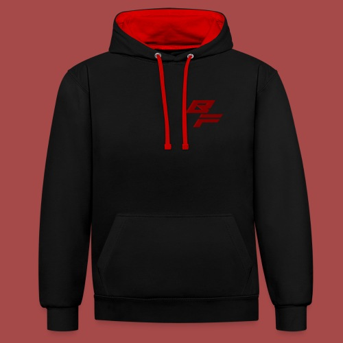 BloodFamily Collection - Sweat-shirt contraste