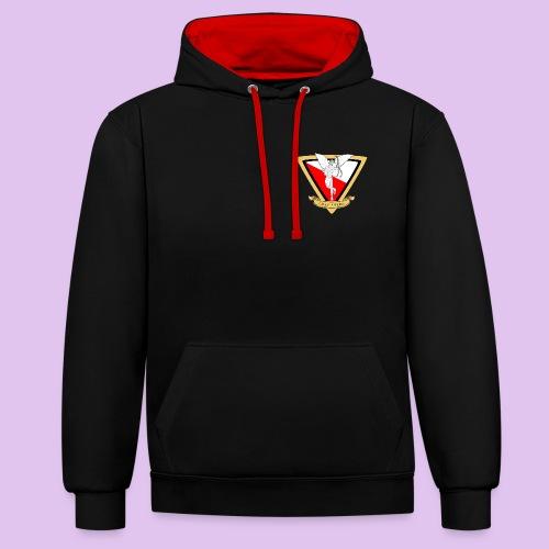 Anteros Logo - Contrast hoodie