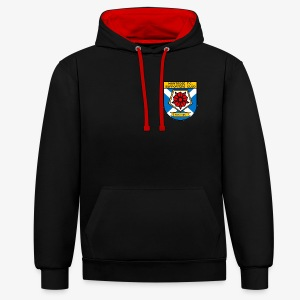 Montrose FC Supporters Club - Contrast Colour Hoodie