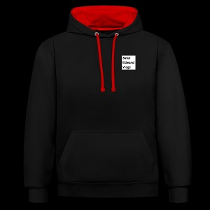 SeanEdwardVlogs VERSION 1 - Contrast Colour Hoodie