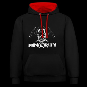 Minerity Vintage - Sweat-shirt contraste
