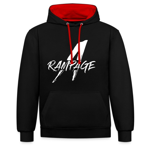 Rampage - Sweat-shirt contraste