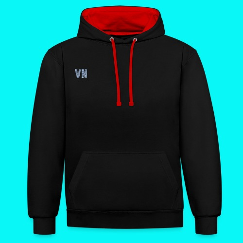 Velocity Networks Hoody! - Contrast Colour Hoodie