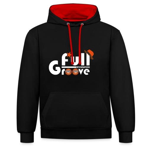 Full-GrOOve #1 - Sweat-shirt contraste