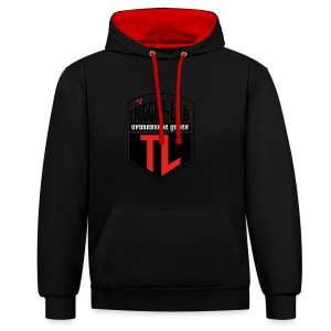 THIERY - Contrast hoodie