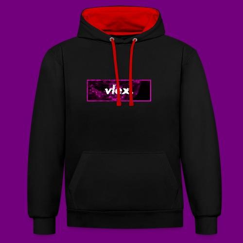 Vlexin Design - Contrast Colour Hoodie