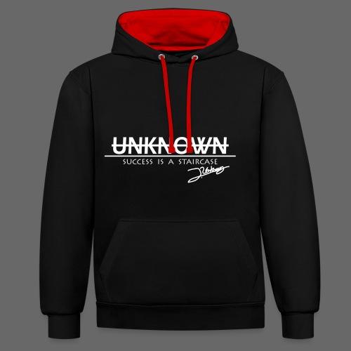 UnknownJan Merch - Kontrast-Hoodie
