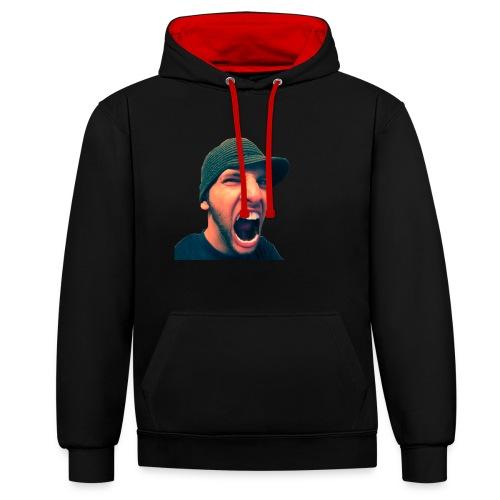 Nightwalker Logo - Contrast hoodie
