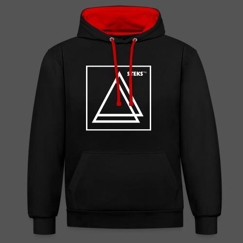 STEKS™ - Contrast hoodie