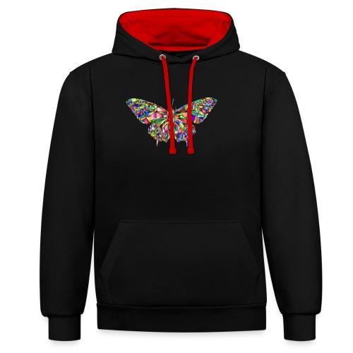 Betterfly Raibow - Sweat-shirt contraste