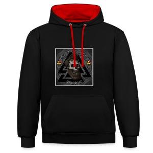Vbc belgium - Contrast hoodie