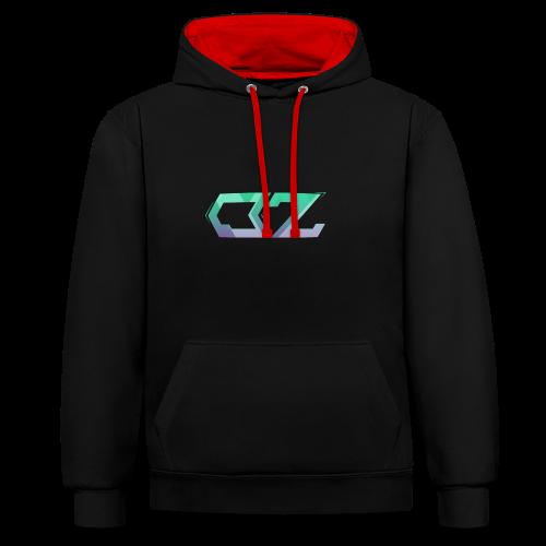 OZ fx - Contrast Colour Hoodie