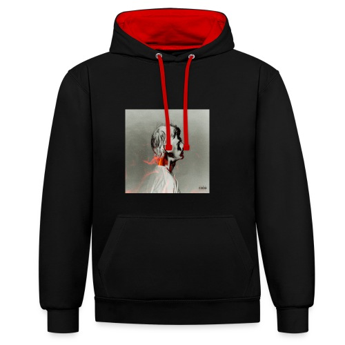 napalm cover - Sweat-shirt contraste