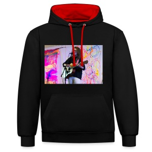 Leah Haworth Performing (Official Merchandise) - Contrast Colour Hoodie