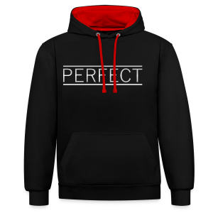 Perfect - Sweat-shirt contraste