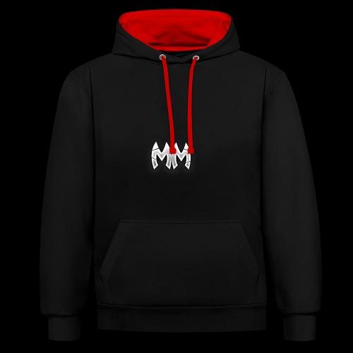 Marz Militia - Contrast Colour Hoodie
