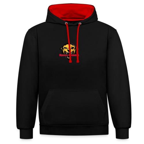 Hyena Gaming - Contrast hoodie