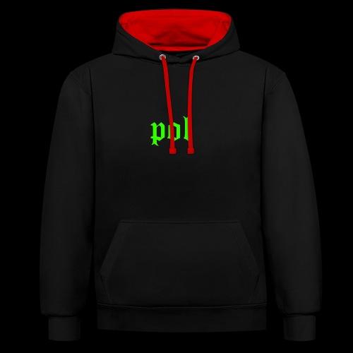 pol Season 1 - Kontrast-Hoodie