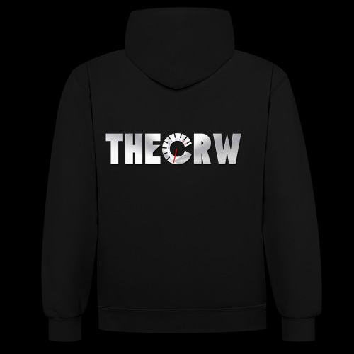 THECRW LOGO - Kontrast-Hoodie