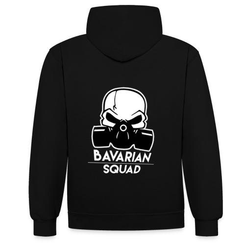 BavarianSquad - Classic Crew - Kontrast-Hoodie