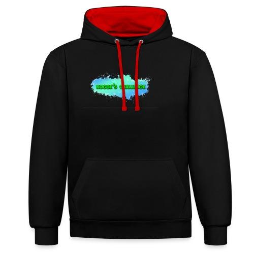 Tienda Oficial Kogue's Challenge - Contrast Colour Hoodie