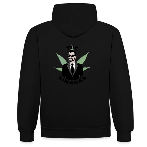 Classic THC - Contrast Colour Hoodie