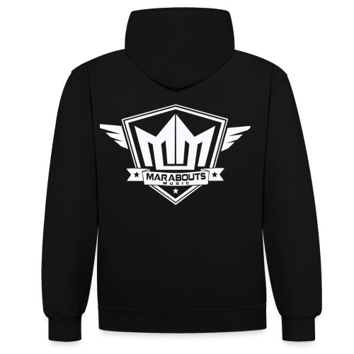 Untitled 1 png - Sweat-shirt contraste