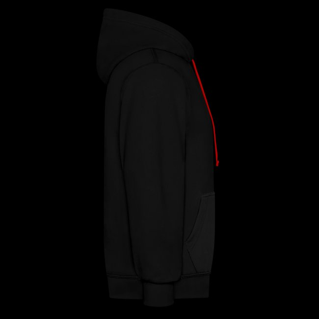 Nether Crew Black\White Hoodie