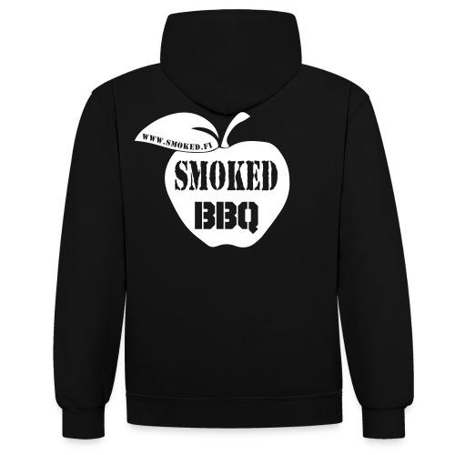 Smoked BBQ - Kontrastihuppari