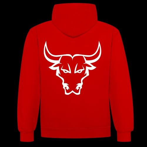 Taureau Urus - Sweat-shirt contraste