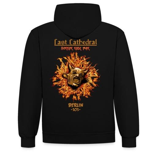 Last Cathdral - Kontrast-Hoodie