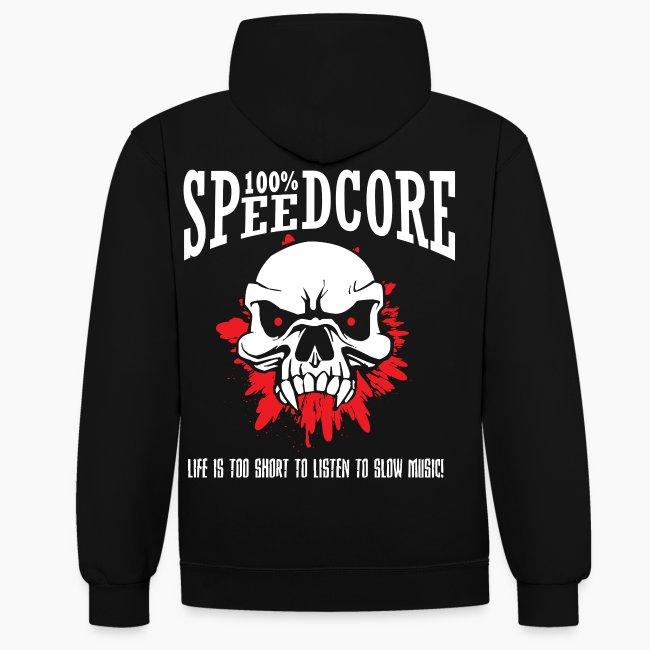 100% Speedcore
