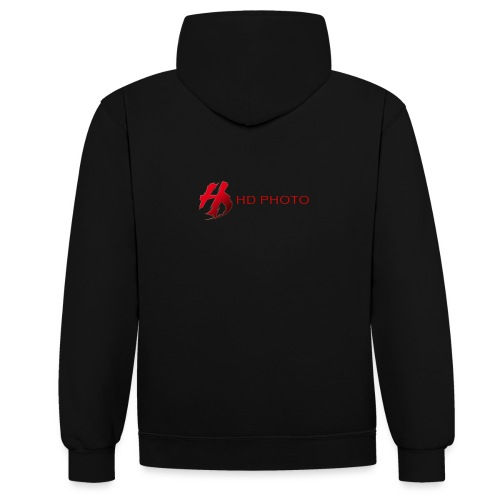 logo officiel hd photo namur - Sweat-shirt contraste