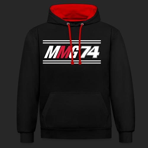 MMG Logo Vector_new_hatst - Kontrastluvtröja