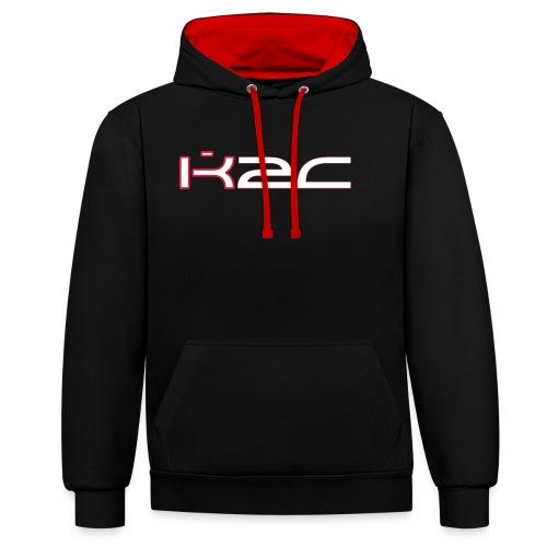 K2C sound6tem - Sweat-shirt contraste