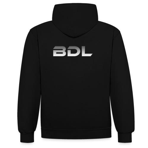 BDL lyhenne - Kontrastihuppari