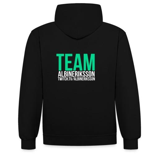 Team albinerikss0n - Kontrastluvtröja