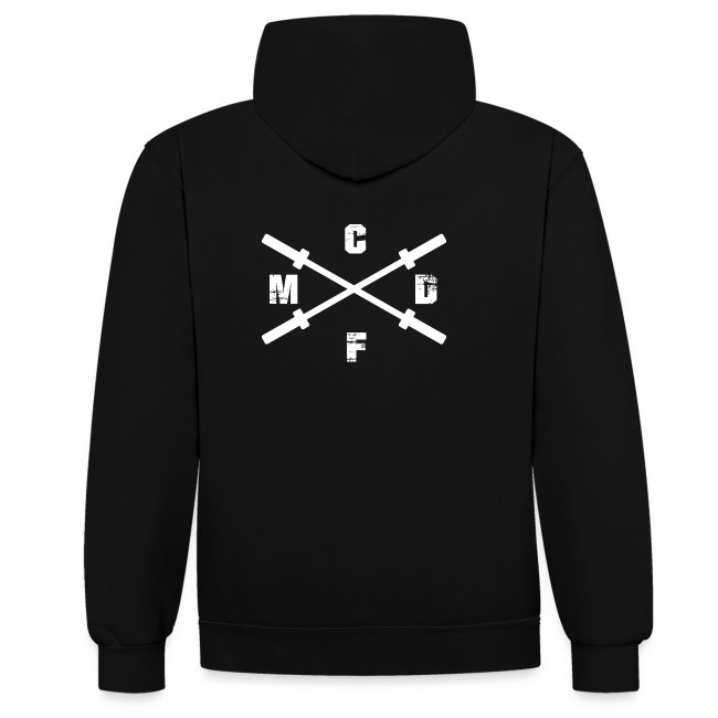 CFMD Legacy & Crossed Barbells hell
