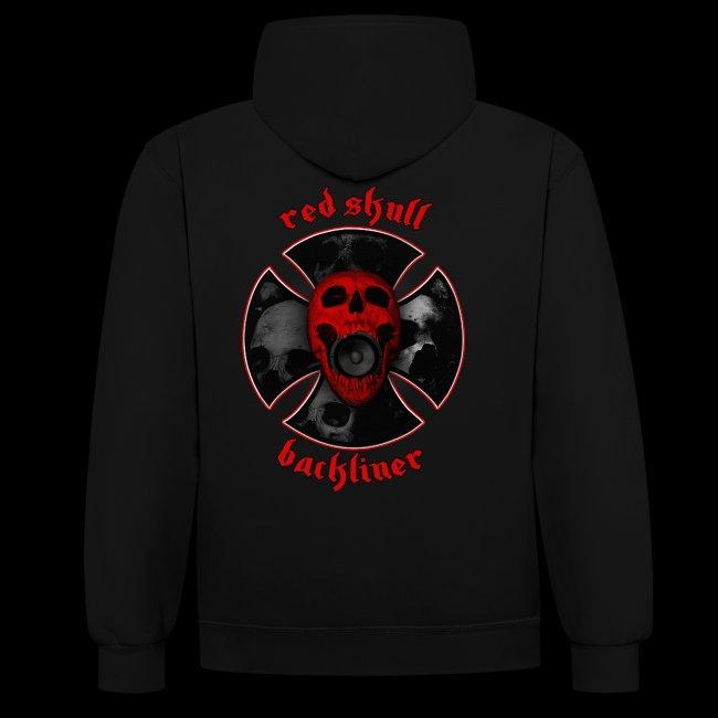 RedSkull Backliner logo trasparente