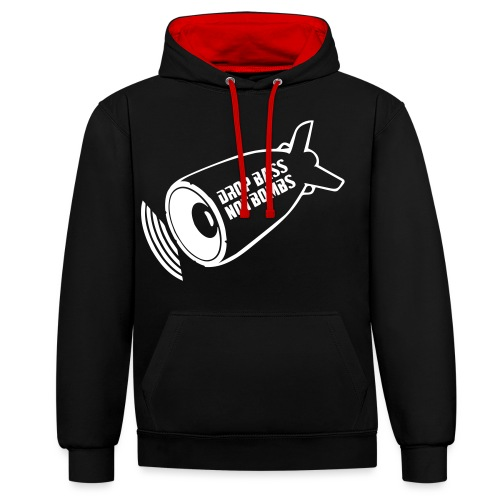 DBNB - Contrast hoodie