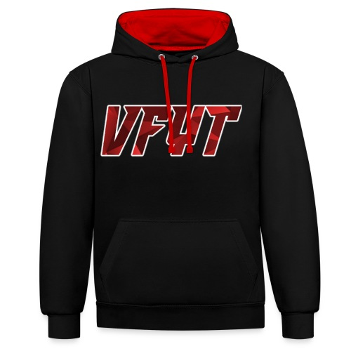 vfyt shirt - Contrast hoodie