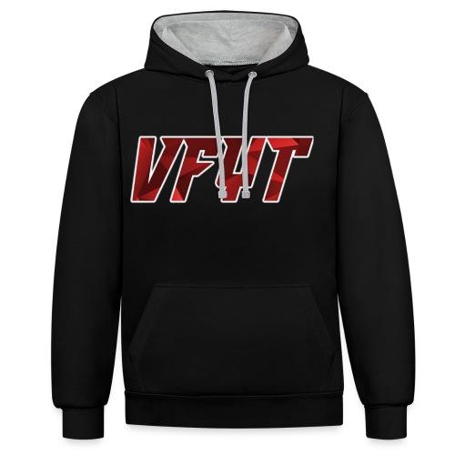 vfyt shirt - Contrast hoodie