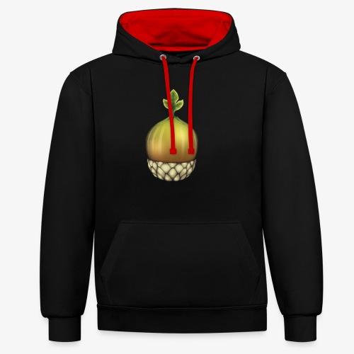 Cha-cha Monster Hunter 3 - Sweat-shirt contraste