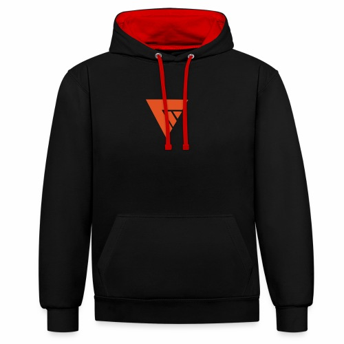 Logo Team Mutation - Sweat-shirt contraste